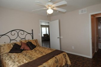 Bedroom at Listing #144452