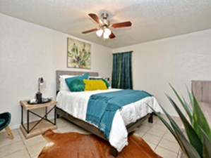 Bedroom at Listing #140375