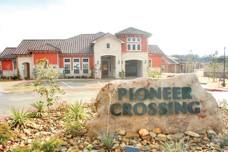 Pioneer Crossing at Listing #152653
