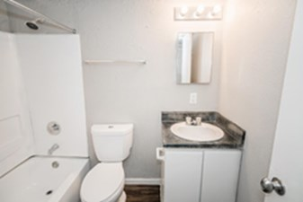 Bathroom at Listing #137207