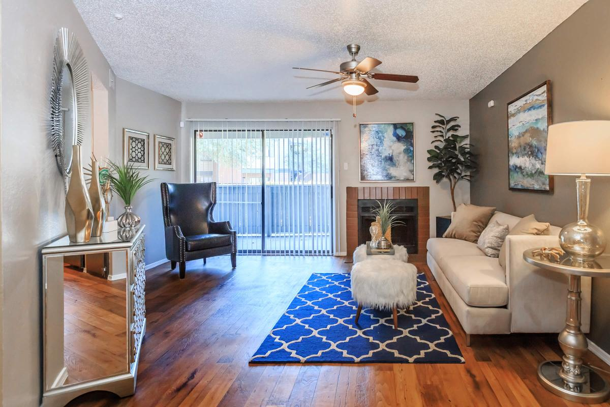 Living Room at Listing #135890