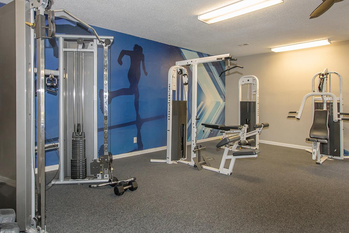 Fitness Center at Listing #136152
