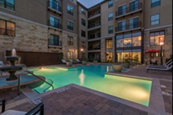 Pool at Listing #146189