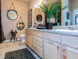 Bathroom at Listing #145728