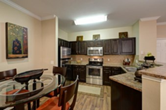 Dining/Kitchen at Listing #137698