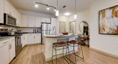 Dining/Kitchen at Listing #300546