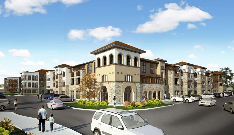 Villas central park grand prairie 1085 for 1 2 beds for Grand home designs fort worth