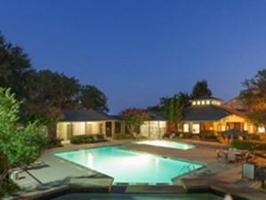 Pool at Listing #137531