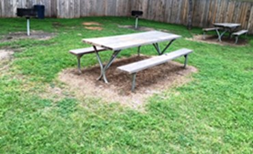 Picnic Area at Listing #140895