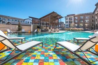 Pool at Listing #282944