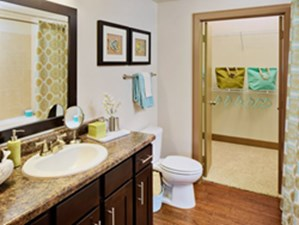 Bathroom at Listing #150357