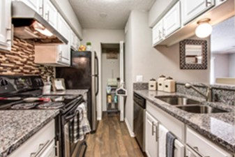 Kitchen at Listing #135817