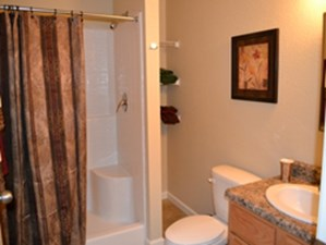 Bathroom at Listing #252365