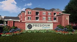 Presidium at Edgestone Apartments Frisco TX