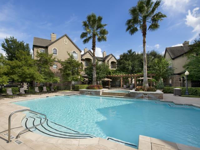 Pool at Listing #138851