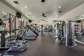 Fitness Center at Listing #140182