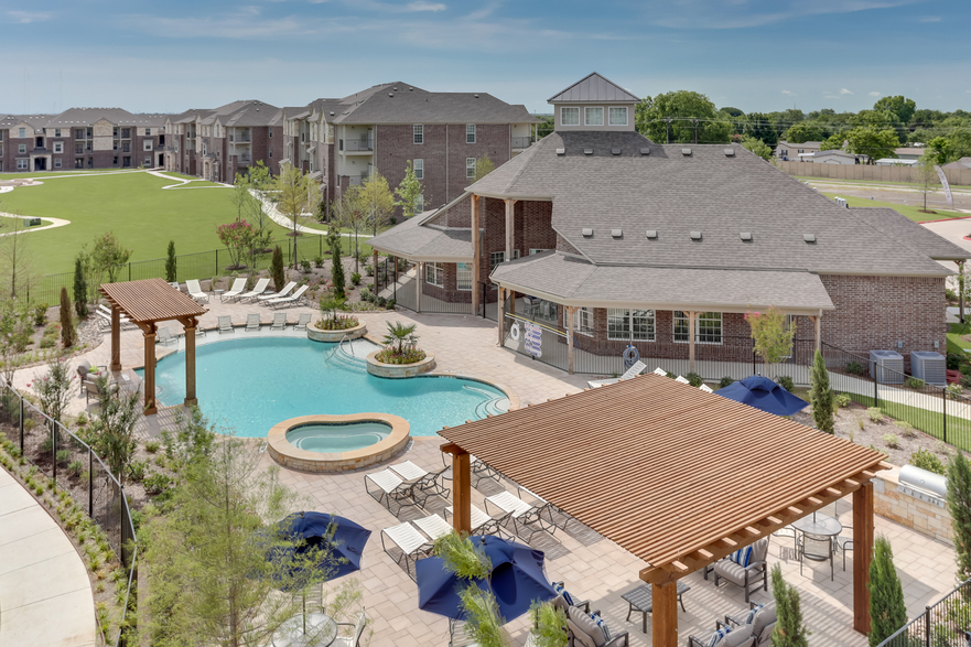 Creekside South ApartmentsWylieTX