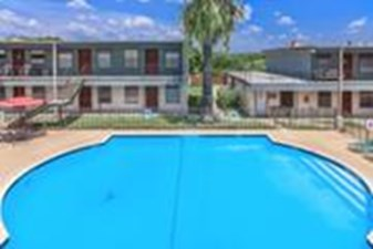 Pool at Listing #140985