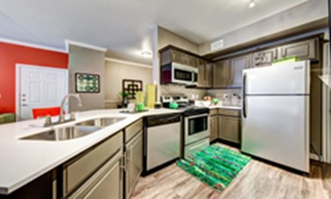 Kitchen at Listing #140682