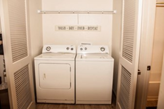 Laundry at Listing #276939