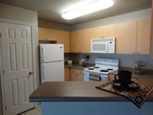 Kitchen at Listing #143474