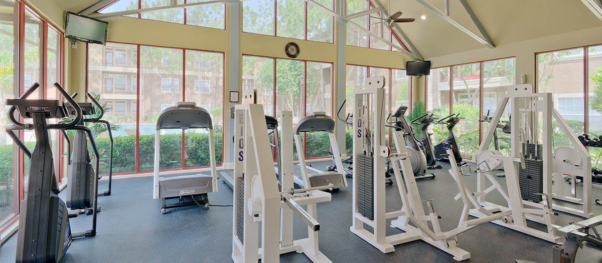Fitness at Listing #138550