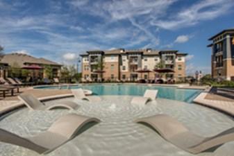 Pool at Listing #275269