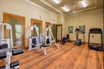 Fitness Center at Listing #144403
