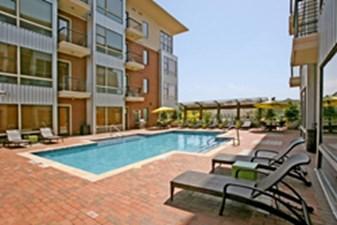 Pool at Listing #144555