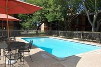 Pool at Listing #140353