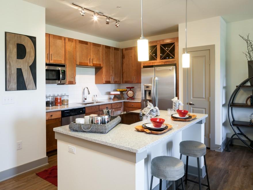 Kitchen at Listing #258365