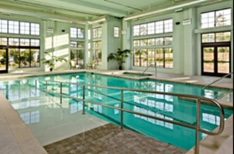 Indoor Pool at Listing #150770
