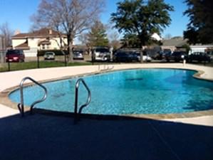 Pool at Listing #255080