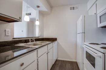 Kitchen at Listing #135722