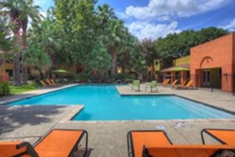Pool at Listing #141122