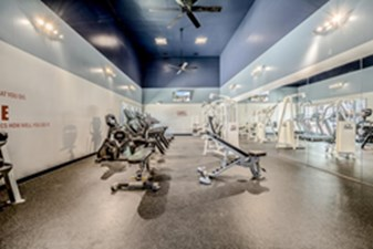 Fitness at Listing #136913