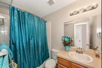 Bathroom at Listing #136841