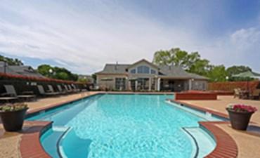 Pool at Listing #140665