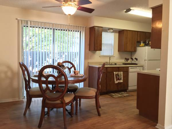 Dining/Kitchen at Listing #136789