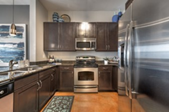 Kitchen at Listing #147923