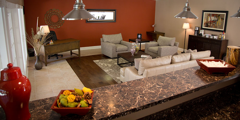 Living Area at Listing #141187