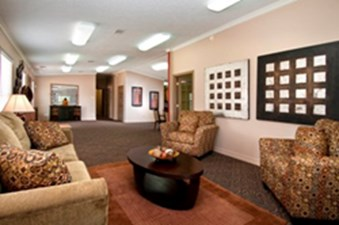 Lobby at Listing #144503