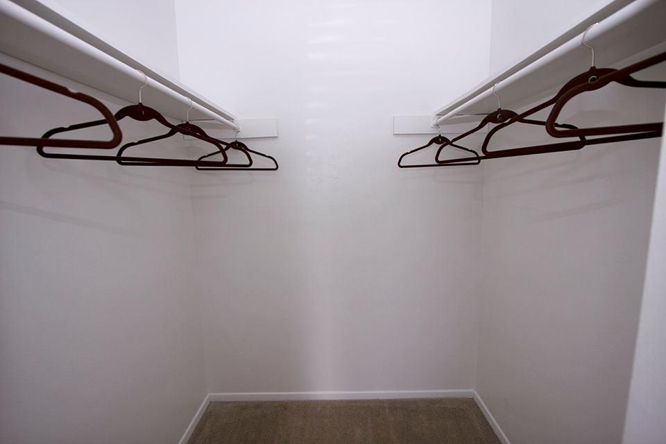 Closets at Listing #137260