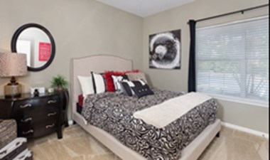 Bedroom at Listing #140669