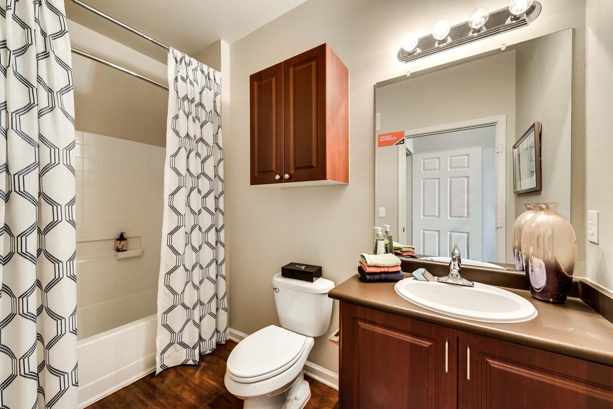Bathroom at Listing #149419