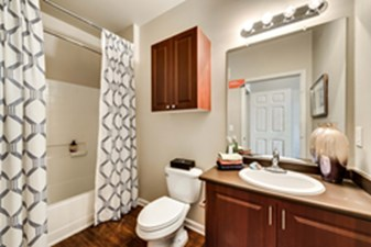 Bathroom at Listing #149419