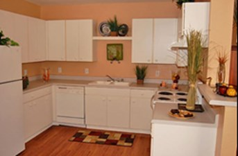 Kitchen at Listing #140102