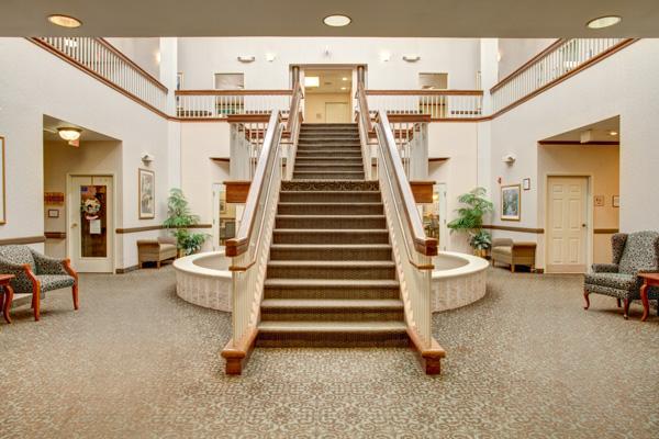 Lobby at Listing #276940