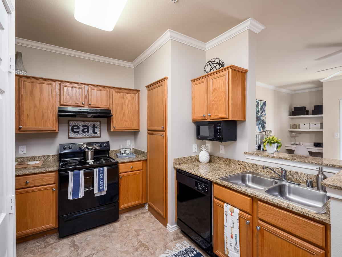 Kitchen at Listing #144699