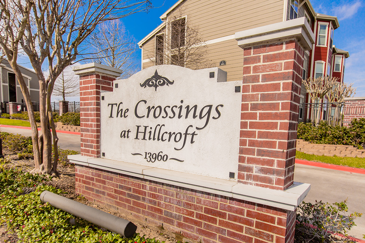 Crossings at Hillcroft Apartments Houston TX